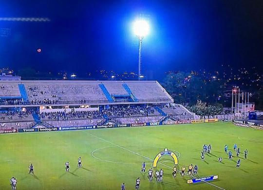 Acompanhe os lances de São Bento x Vitória | Reprodução l Sport TV