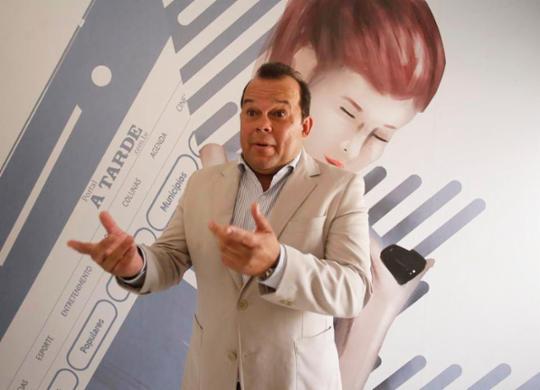 'Por que não ter uma chapa tendo Bruno Reis como meu vice?', diz Geraldo Júnior | Luciano da Mata | Ag. A TARDE