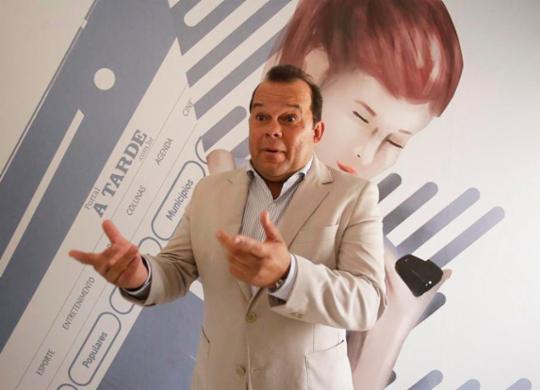 """""""Ainda vou ser prefeito de Salvador"""", afirma Geraldo Júnior   Luciano da Matta   Ag. A TARDE"""