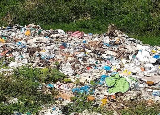 Buerarema sofre ação civil pública por descarte irregular de resíduos   Wagner dos Santos   Divulgação