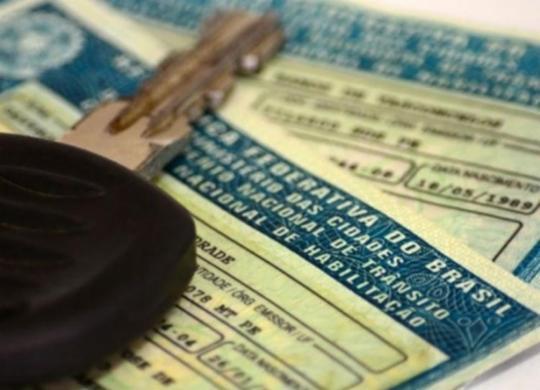 Novas regras para Carteira Nacional de Habilitação entram em vigor hoje   Divulgação