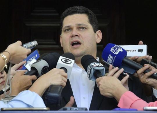 Presidente do Senado adia votação do 1º turno da reforma para quarta-feira   Marcos Brandão l Agência Senado
