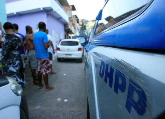 Três pessoas morrem e outras duas ficam feridas em chacina na Sete Portas | Joá Souza | Ag. A TARDE