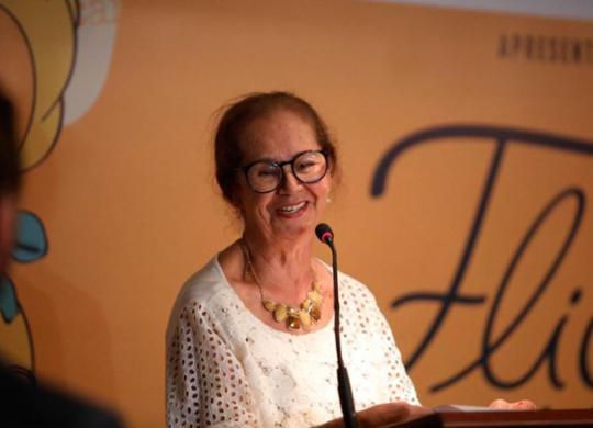Escritora baiana Gláucia Lemos é a grande homenageada da Flica 2019 | Felipe Iruatã | Ag. A TARDE