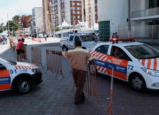Doze eventos alteram tráfego de veículos em Salvador neste fim de semana; confira | Divulgação