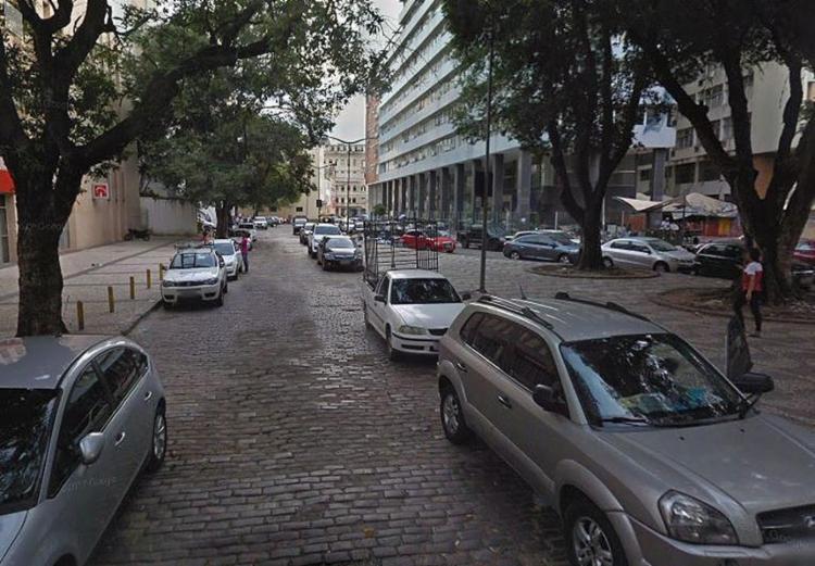 A rua Torquato Bahia será interditada - Foto: Reprodução | Google Street View