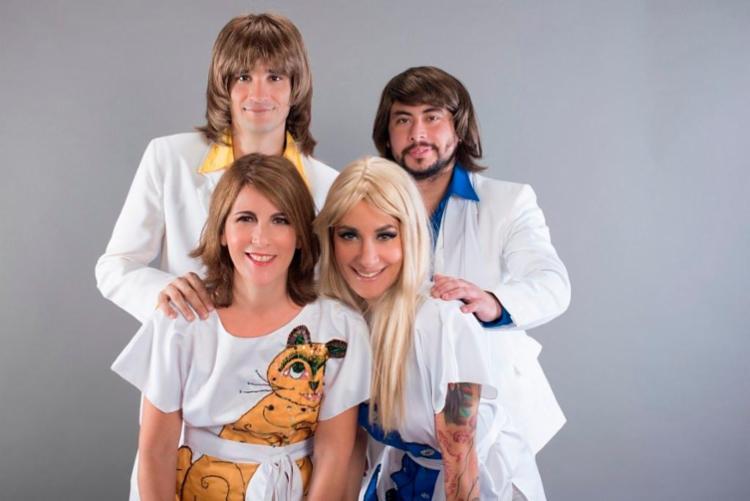 Show traz a memória, os sucessos do grupo sueco ABBA - Foto: Divulgação