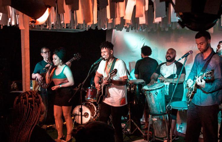 Projeto será realizado pela banda Conexão Tambor - Foto: Gabriel Brawne