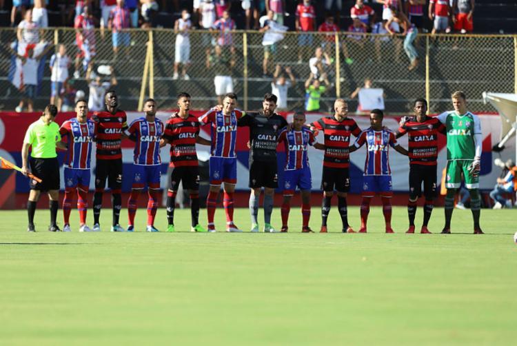 Partidas memoráveis entre Bahia e Vitória farão parte do álbum - Foto: Adilton Venegeroles | Ag. A TARDE