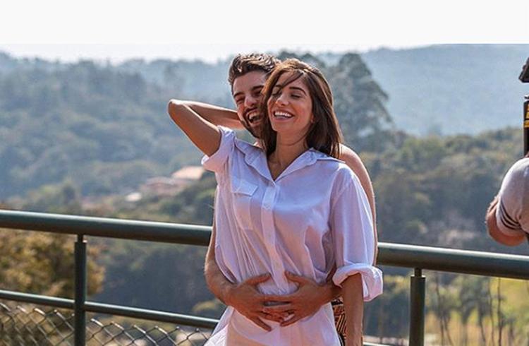 'Você foi forte e chegou para mostrar que, por mais que existam dias cinzentos, o sol sempre aparece', escreveu esposa do DJ no Instagram - Foto: Reprodução l Instagram