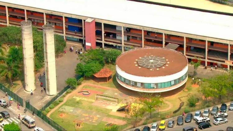 Caso aconteceu na Escola Municipal de Ensino Fundamental Doutor Paulo Gomes Cardim - Foto: Reprodução