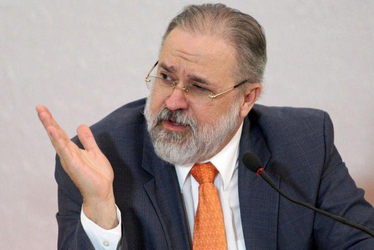 Augusto Aras, procurador-geral da República | Foto: Augusto Aras - Foto: Roberto Jayme | TSE