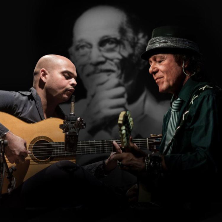 A gravação de CD ao vivo ocorrerá nos dias 11 e 12 de outubro - Foto: Divulgação
