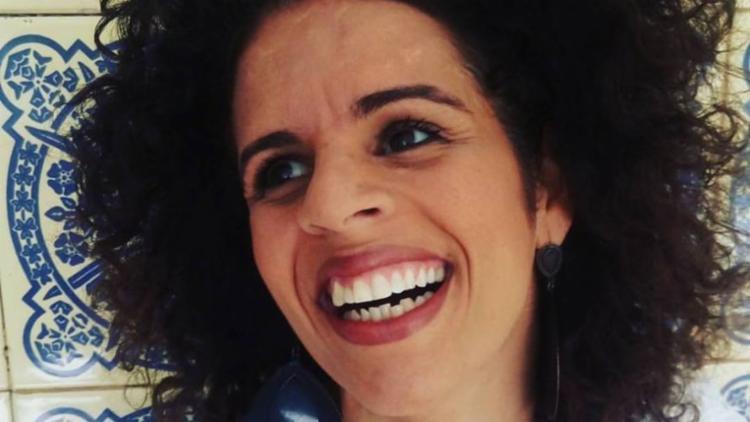 Atriz Maria Marighella é uma das debatedoras da audiência - Foto: Reprodução   Facebook