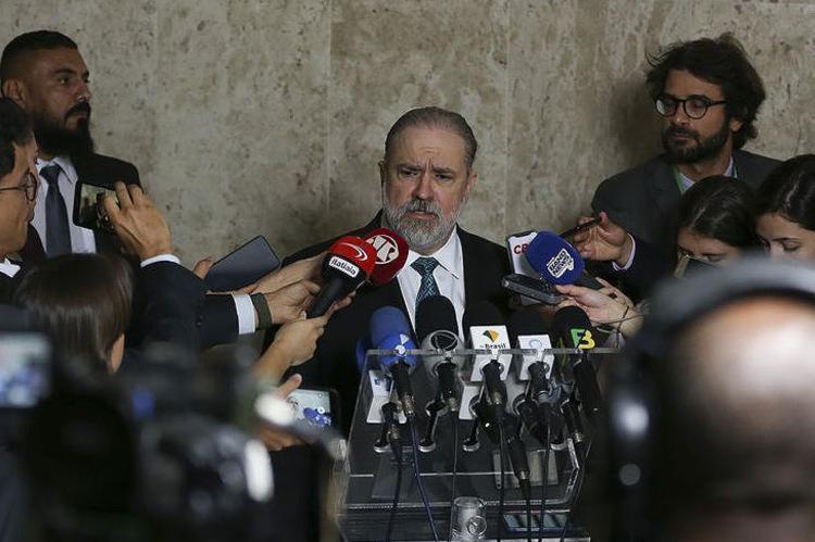 Erros de ex-procurador não vão macular imagem do MP, diz nota da PGR - Foto: José Cruz l Agência Brasil