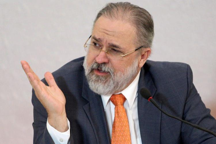 Subprocurador Augusto Aras deve ser sabatinado pela CCJ do Senado no fim deste mês - Foto: Roberto Jayme l TSE
