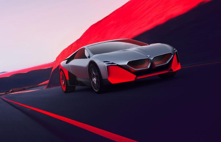 BMW promete um espaço