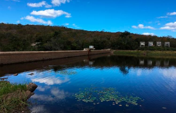 Cerca de 130 mil habitantes de municípios baianos são beneficiados pelas barragens - Foto: Divulgação   Secom