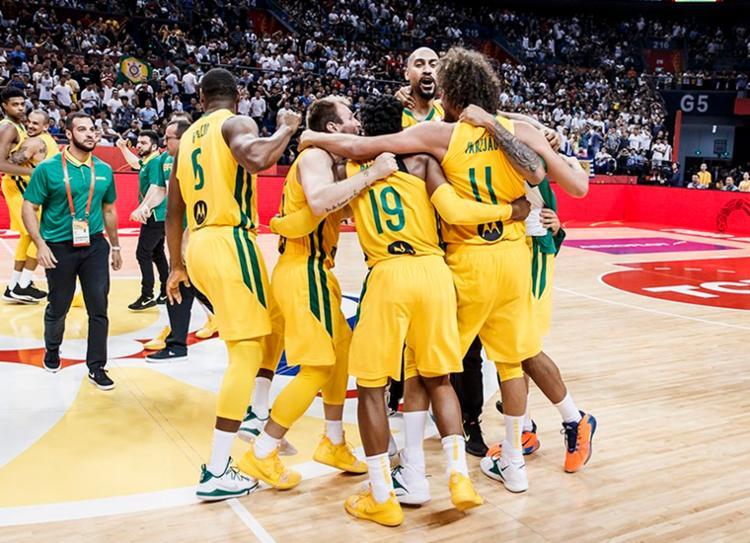 No terceiro período seleção conseguiu reverter uma diferença de 17 pontos - Foto: Divulgação | FIBA