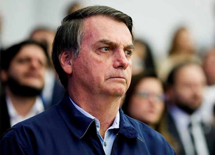 Presidente passa pela quarta intervenção cirúrgica após a facada que sofreu há um ano - Foto: Isac Nóbrega | PR