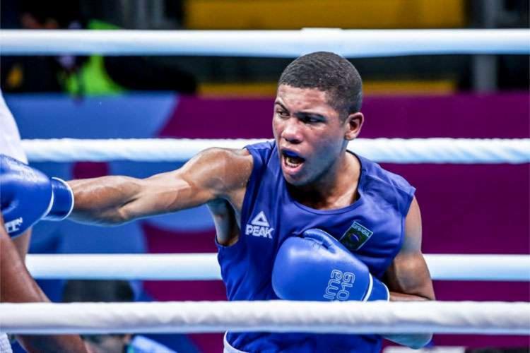 Brasil foi representado por sete lutadores e conquistou a medalha de bronze de Hebert Sousa - Foto: Divulgação | Rede do Esporte