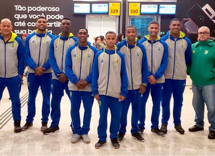 Pensando nas vagas das Olimpíadas, Brasil será representado por sete atletas - Foto: Divulgação | CBBoxe
