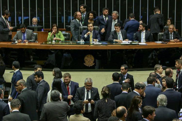 Plenário da Câmara dos Deputados - Foto: Fabio Rodrigues Pozzebom l Agência Brasil