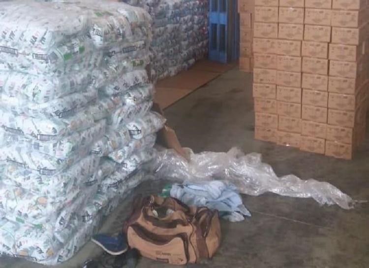 Carga roubada pertencia à empresa Unilever - Foto: Divulgação | SSP