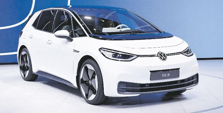 Volkswagen ID3, o elétrico mais acessível em pré-venda