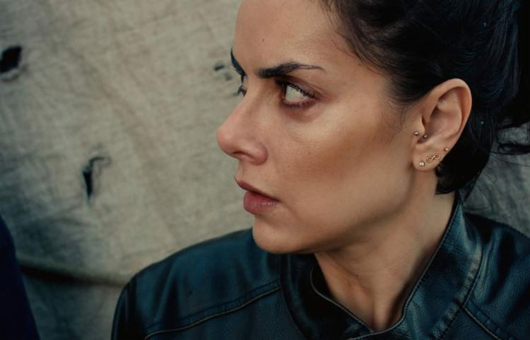 Atriz pode ser vista atualmente na série