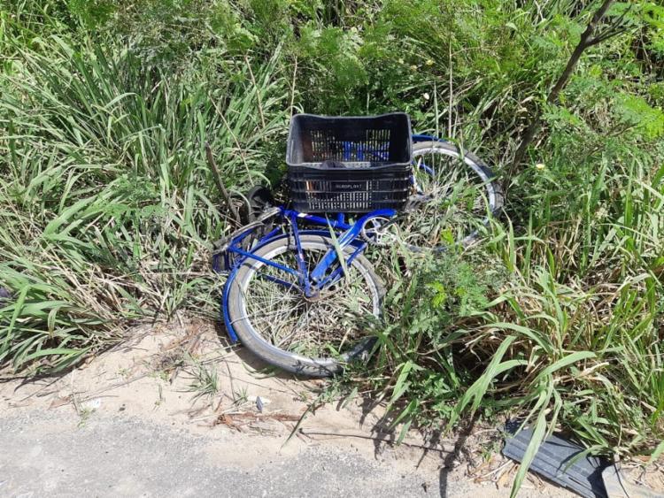 Motorista deixou local do acidente sem prestar socorro à vítima - Foto: Reprodução   Pimenta Blog