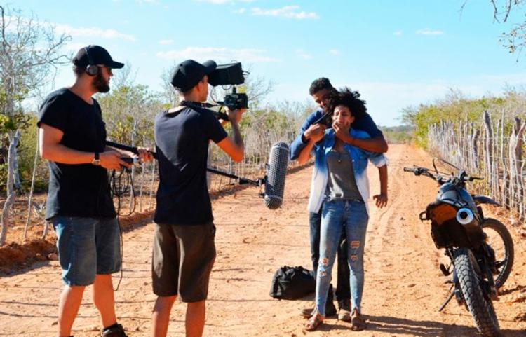 Diretores pretendem captar recursos para produzir um longa-metragem - Foto: Divulgação