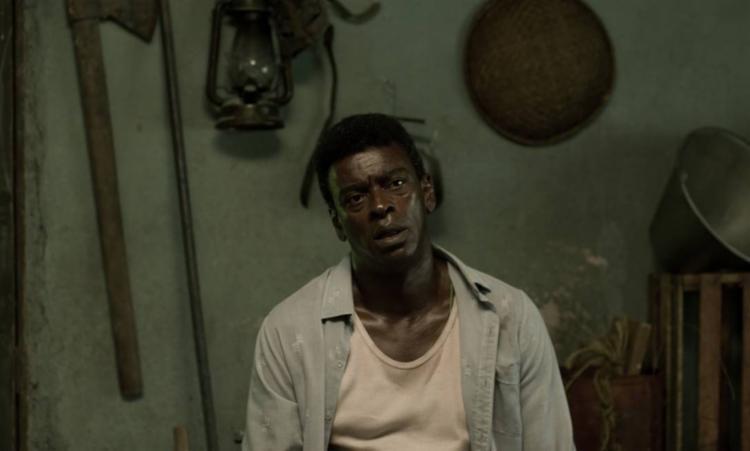 O artista Seu Jorge faz o papel principal do guerrilheiro no longa-metragem - Foto: Divulgação