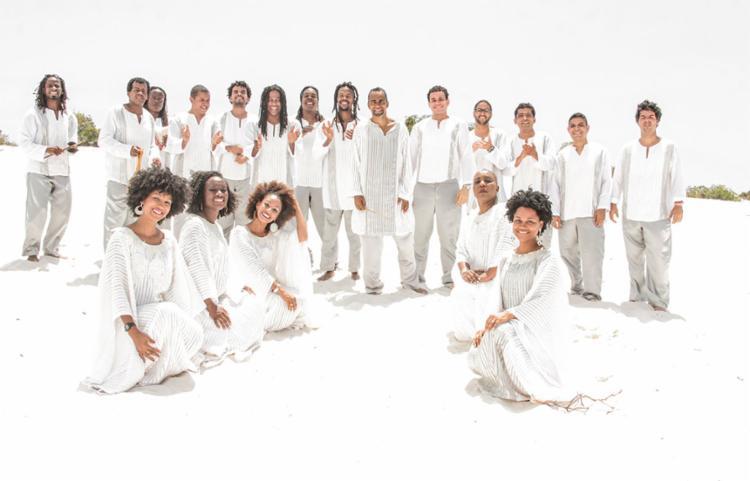 Orquestra apresentará o 'Concerto Branco' - Foto: Divulgação