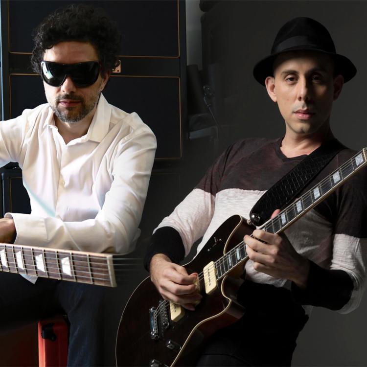 Davi Moraes (à esq.) e Pedro Baby - Foto: Divulgação