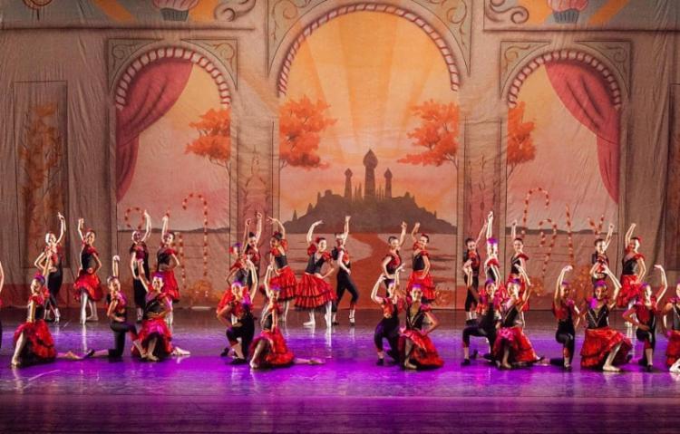 Ballet Rosana Abubakir é uma das atrações do evento - Foto: Reprodução | Instagram