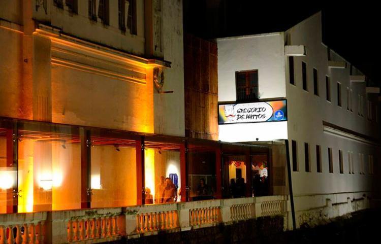 Evento será realizado no Teatro Gregório de Mattos - Foto: Reprodução | Facebook