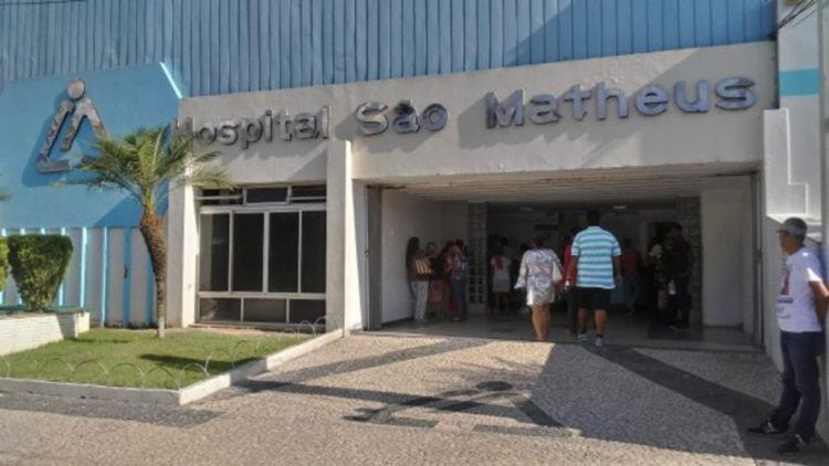 Delegado chegou a ser levado para o Hospital São Matheus, mas não resistiu aos ferimentos - Foto: Ney Silva | Acorda Cidade