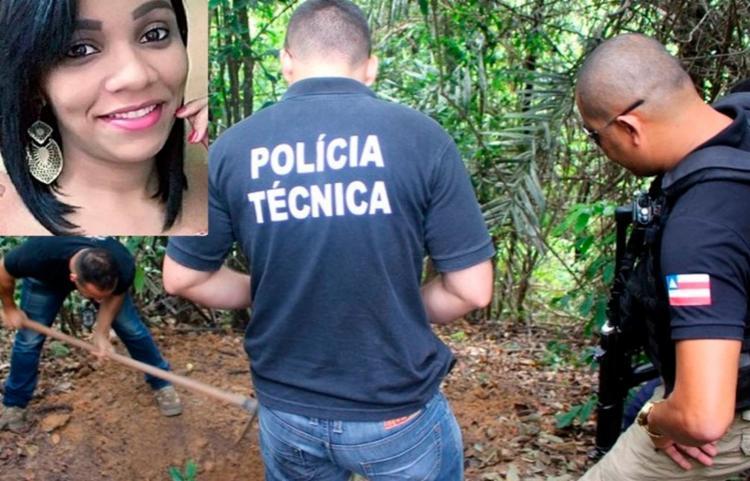 Sabrina Batista Gomes foi morta a tiros e com golpes de facas - Foto: Reprodução   Liberdade News