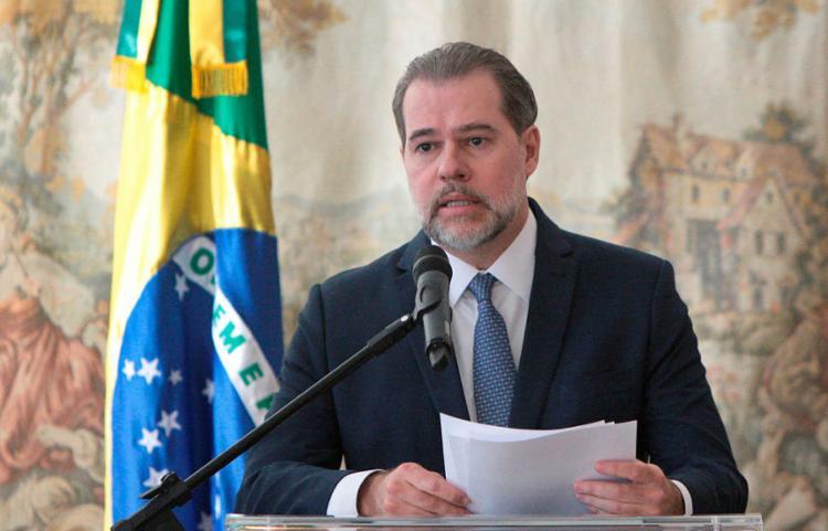 Decisão foi tomada pelo ministro do STF, Dias Toffoli - Foto: Carlos Moura | SCO | STF
