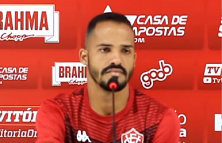 O atacante relembrou a campanha de destaque que o Leão fez na Segundona em 2015 - Foto: Reprodução | Youtube