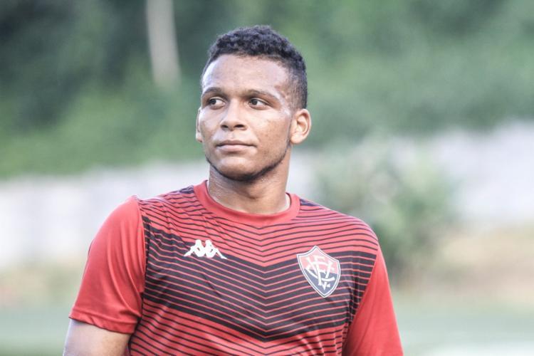 Os reservas venceram o time sub-23 pelo placar de 1 a 0 - Foto: Letícia Martins | EC Vitória
