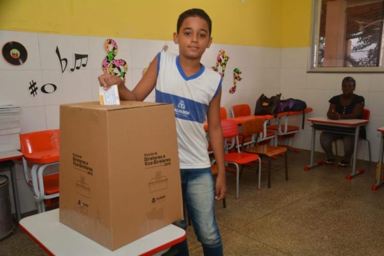 Resultado das eleições será publicado na próxima quarta-feira, 25 - Foto: André Carvalho | Smed/PMS