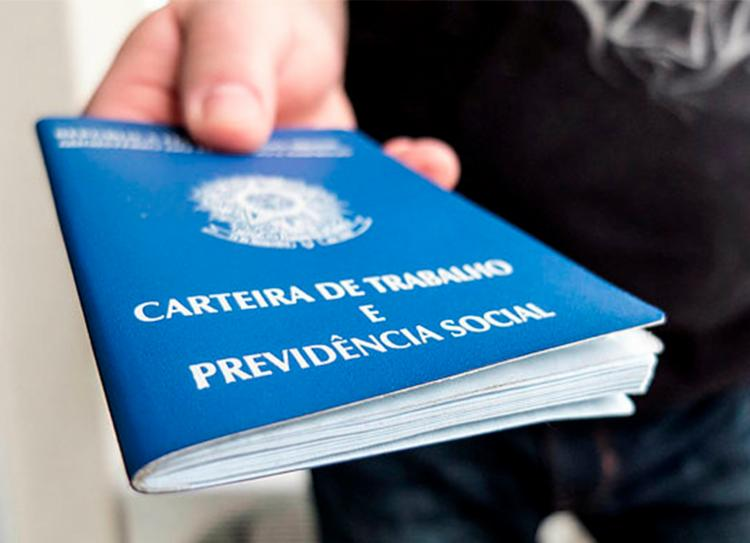 Até agosto foram registradas 6.436 vagas de emprego com carteira assinada - Foto: Rafael Neddermeyer | Fotos Publicas