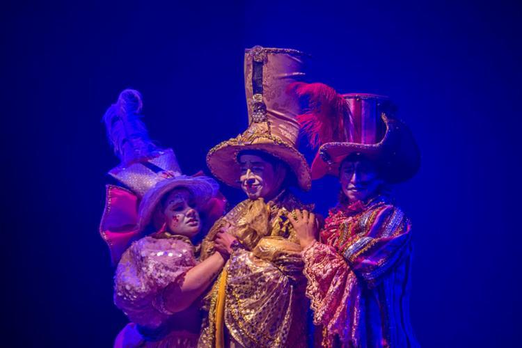 Espetáculo voltado para a família traz a história do circo - Foto: Divulgação