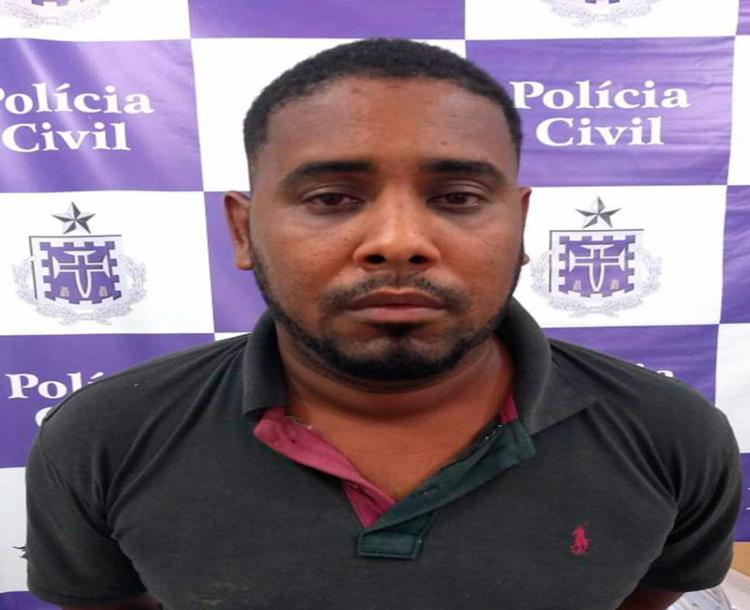 Eucimar negou o estupro, mas confirmou ter mantido relações sexuais com as jovens - Foto: Divulgação | Polícia Civil