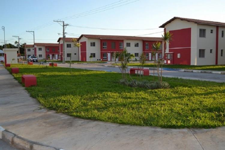 Crime ocorreu no Residencial Reserva do Parque, conjunto habitacional do programa Minha Casa, Minha Vida - Foto: Reprodução