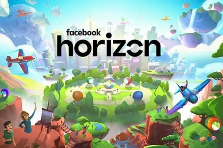 Facebook Horizon: munido de realidade virtual, novo produto da empresa de Mark Zuckerberg chega em 2020 - Foto: Facebook l Divulgação