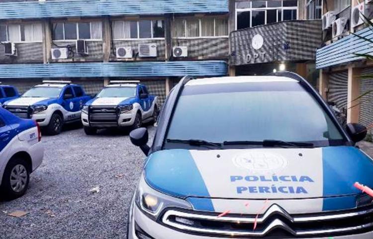 Autoria e motivação do crime ainda são desconhecidos - Foto: Aldo Matos   Acorda Cidade