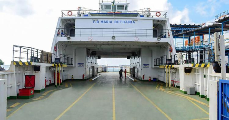 O passageiro chegou a ser socorrido, mas não resistiu - Foto: Divulgação l Internacional Marítima